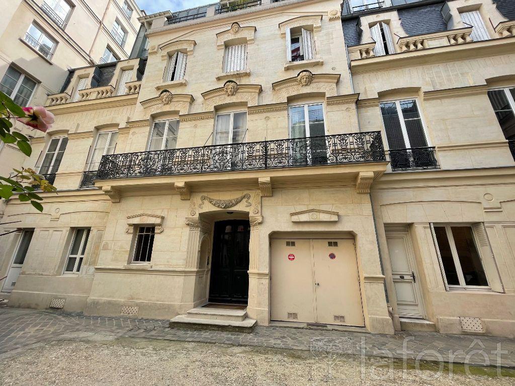 Achat studio 10m² - Paris 8ème arrondissement