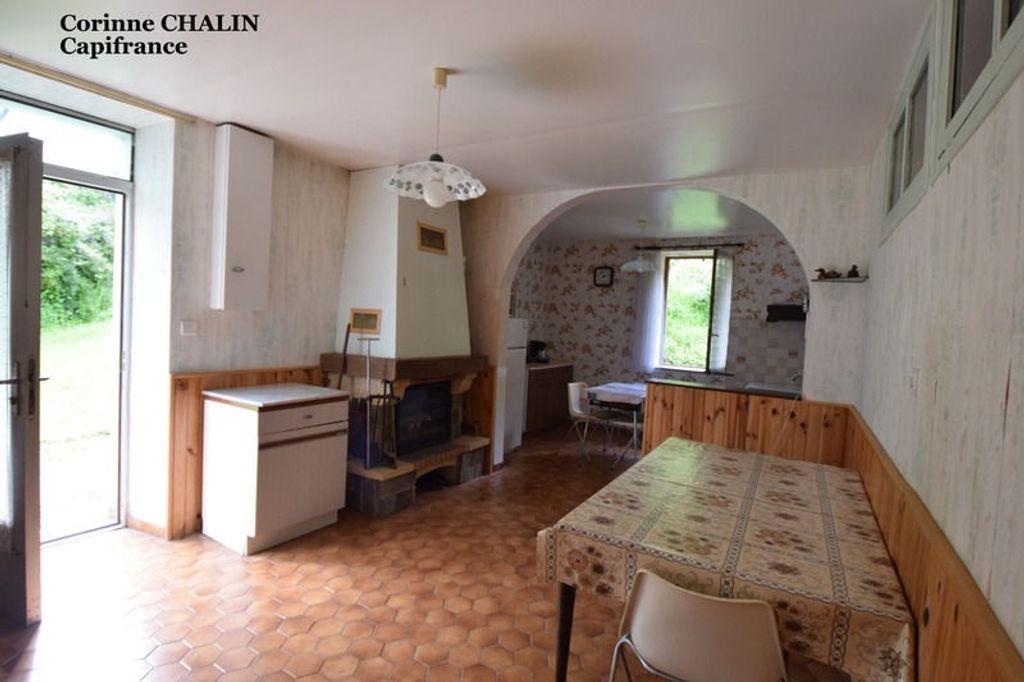 Achat maison 1 chambre(s) - Montcombroux-les-Mines