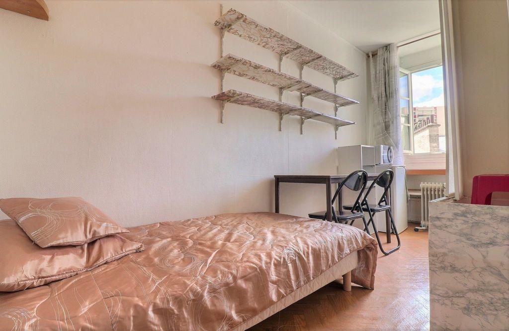 Achat studio 8m² - Paris 1er arrondissement