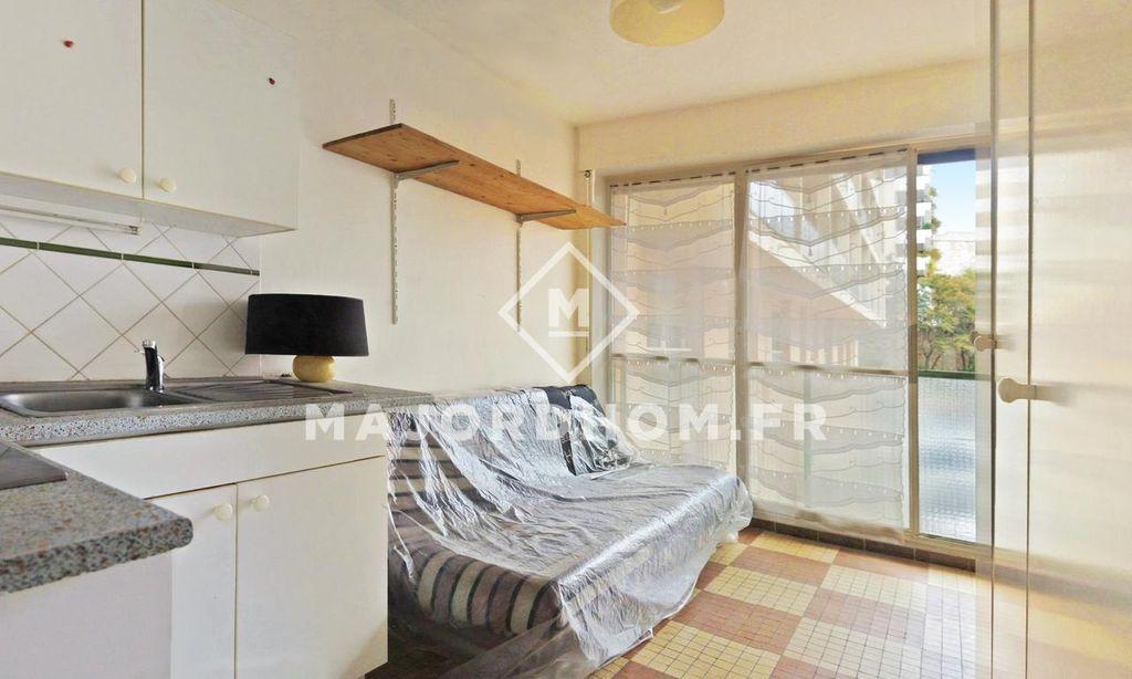 Achat appartement 2pièces 20m² - Marseille 7ème arrondissement