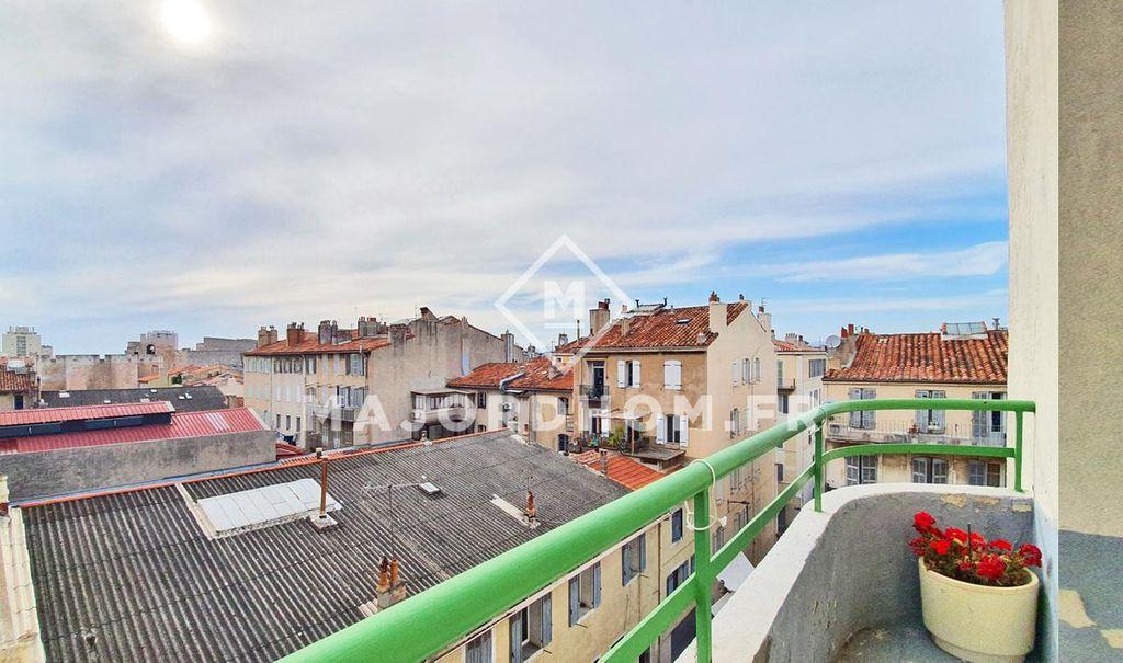 Achat appartement 4pièces 82m² - Marseille 7ème arrondissement