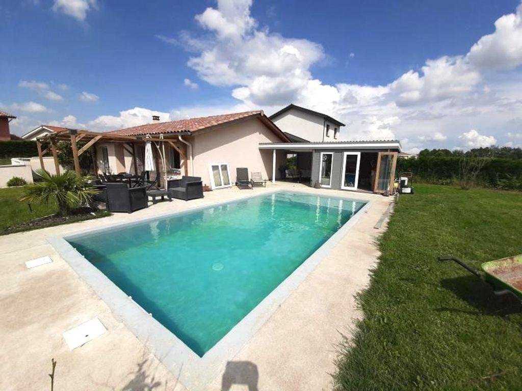 Achat maison 3chambres 124m² - Saint-André-de-Bâgé