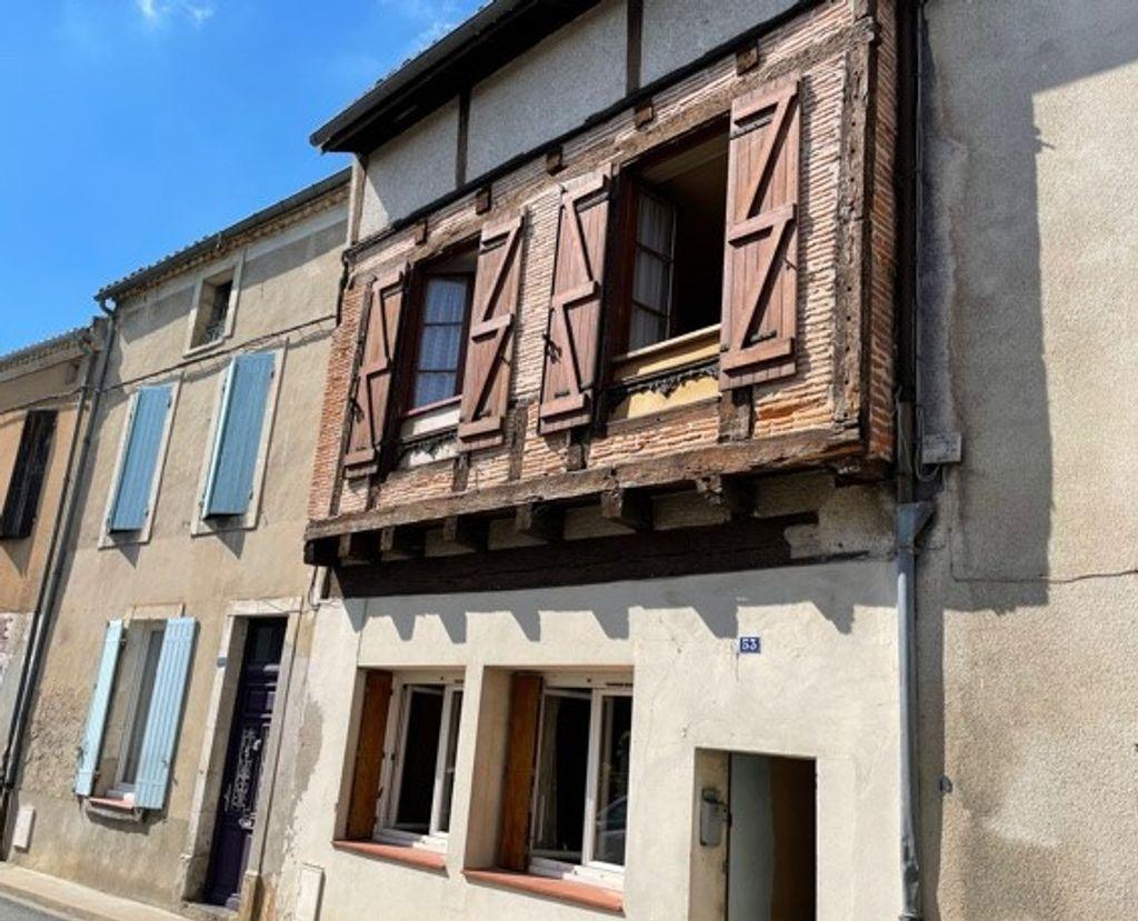 Achat maison 2chambres 105m² - Port-Sainte-Marie