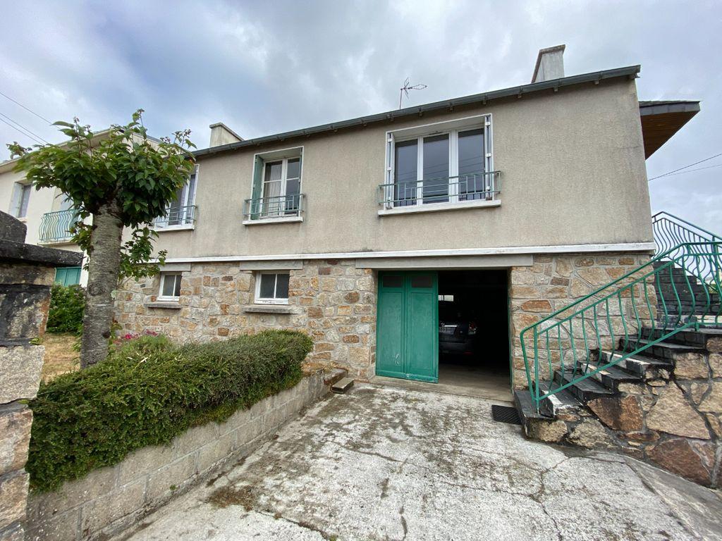 Achat maison 2chambres 85m² - Brest