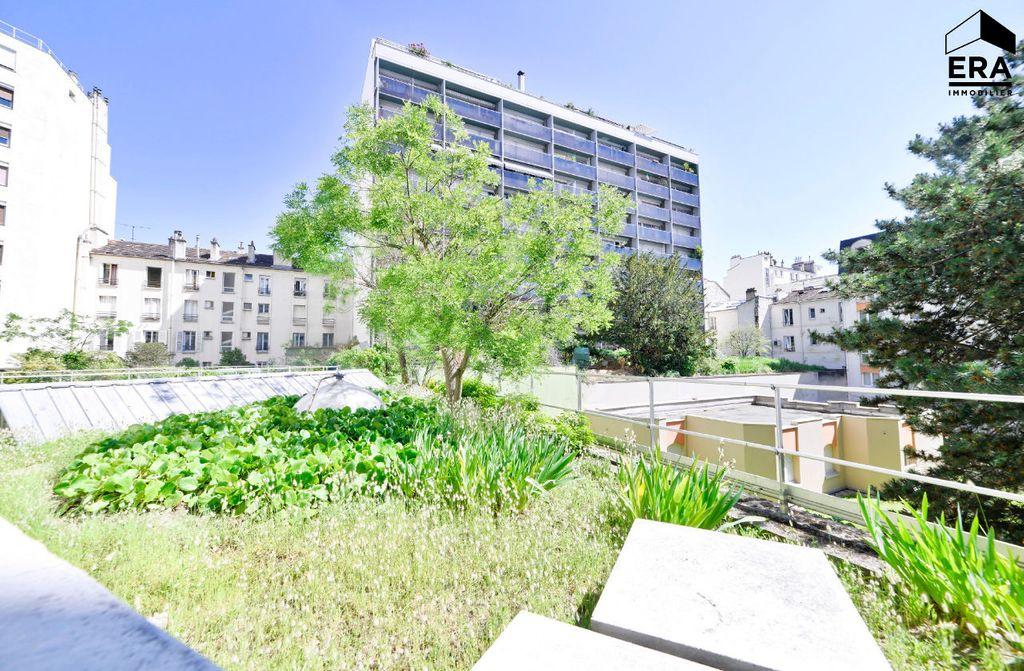 Achat studio 15m² - Paris 15ème arrondissement