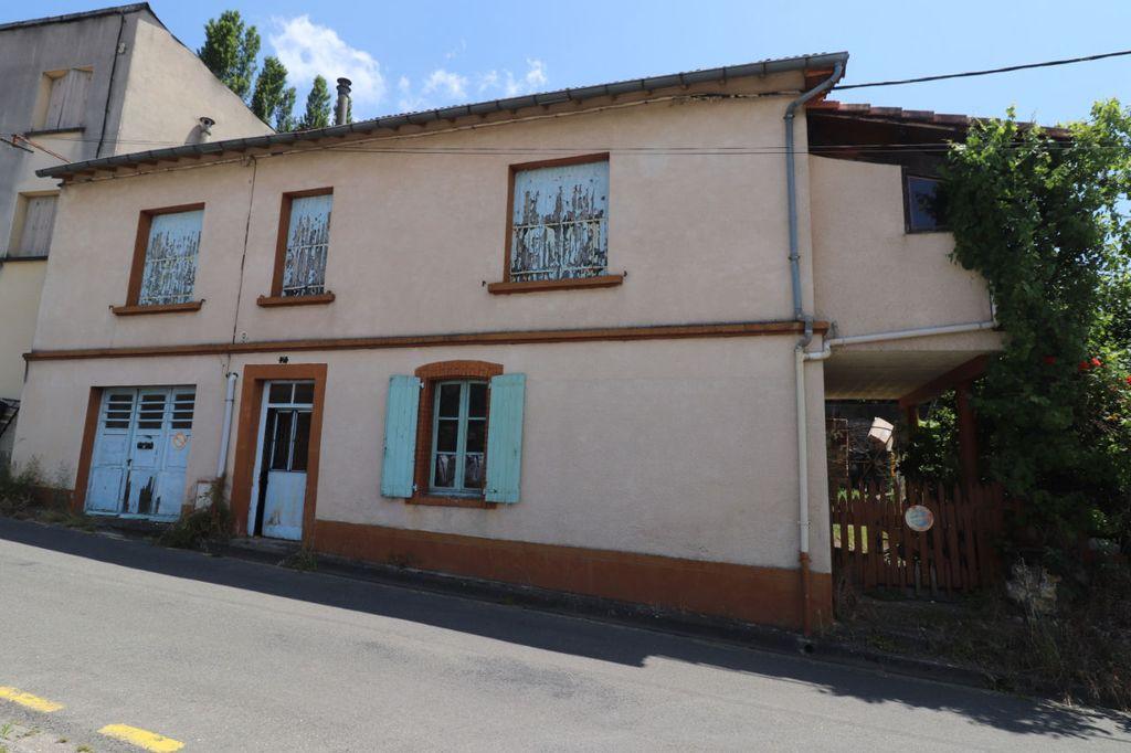 Achat maison 3chambres 134m² - Carmaux