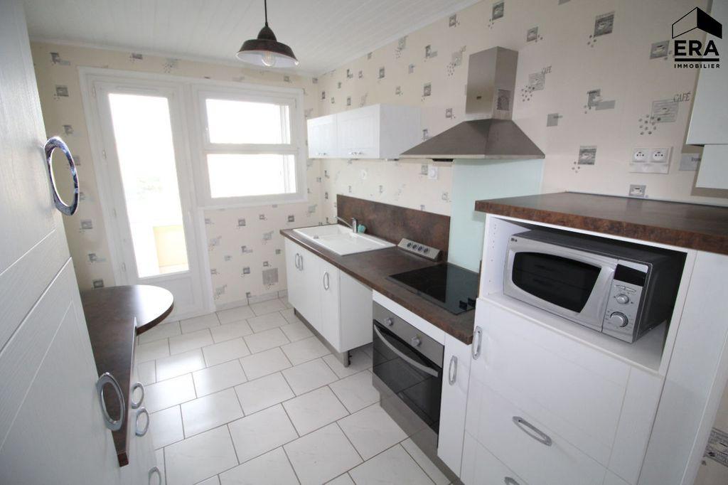 Achat appartement 4pièces 75m² - Nevers