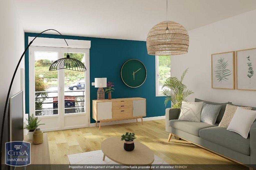 Achat appartement 2pièces 45m² - Giou-de-Mamou