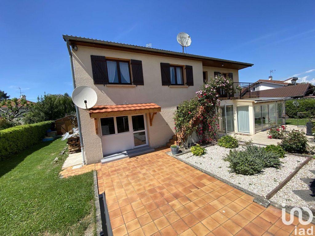 Achat maison 4chambres 156m² - Saint-Denis-lès-Bourg