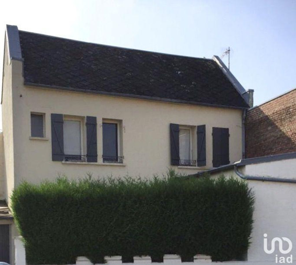 Achat maison 4chambres 130m² - Saint-Quentin
