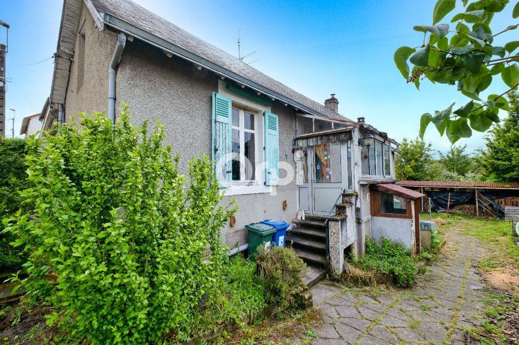 Achat maison 2chambres 74m² - Limoges