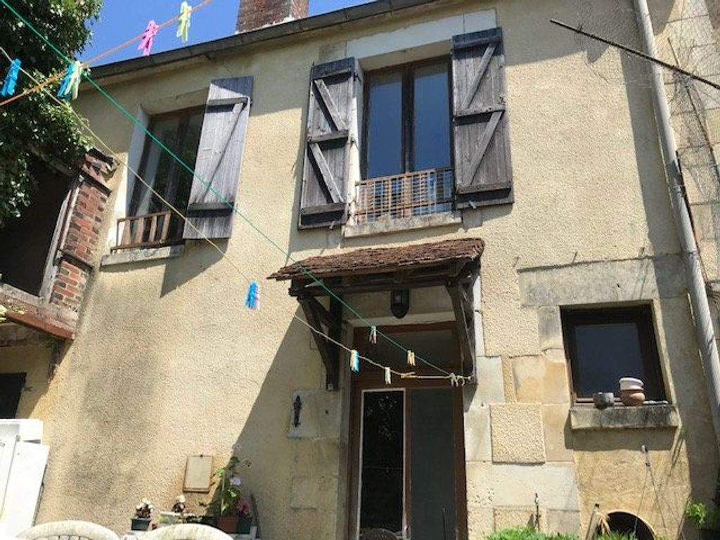 Achat maison 4chambres 130m² - Entrains-sur-Nohain