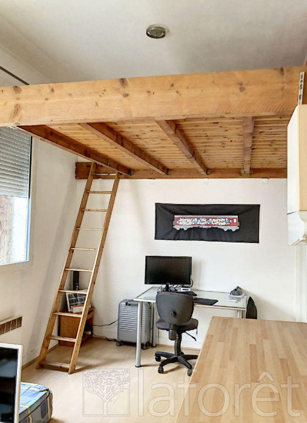 Achat studio 25m² - Bordeaux