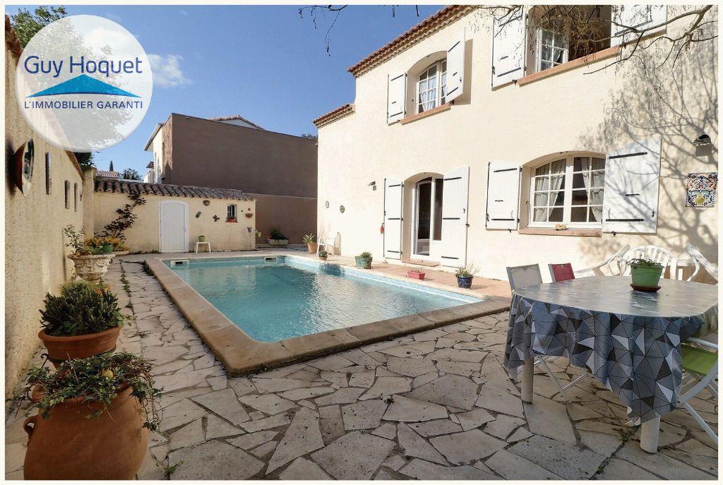 Achat maison 6chambres 178m² - Montpellier