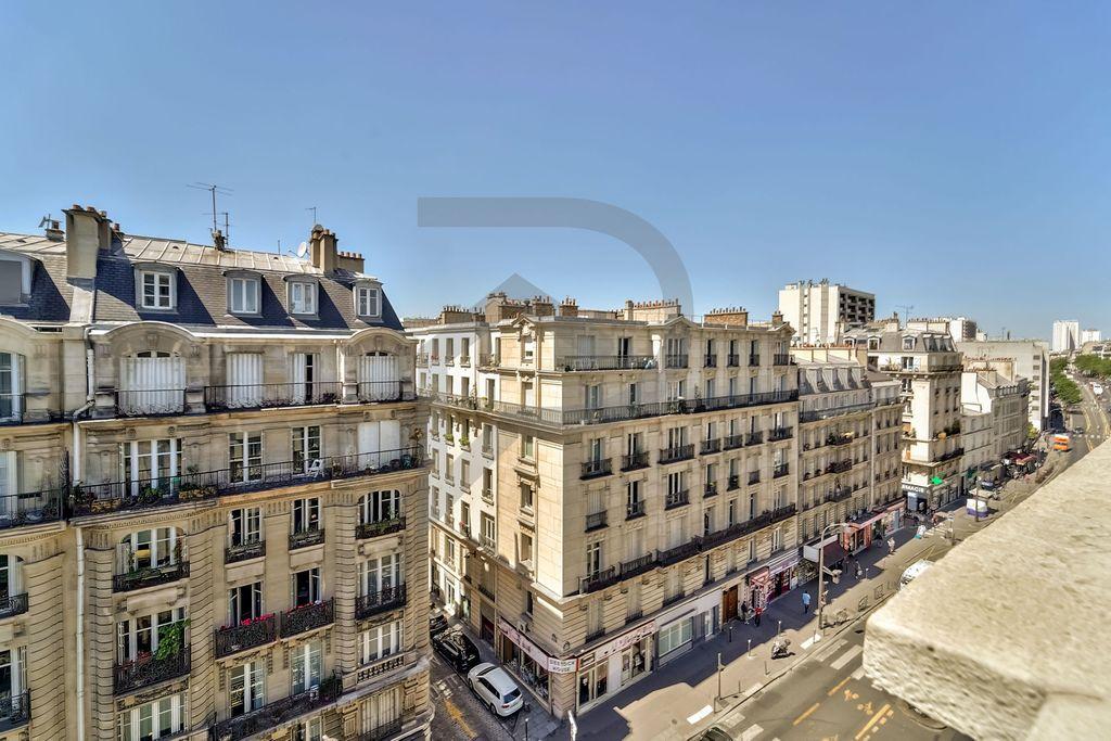 Achat studio 23m² - Paris 18ème arrondissement