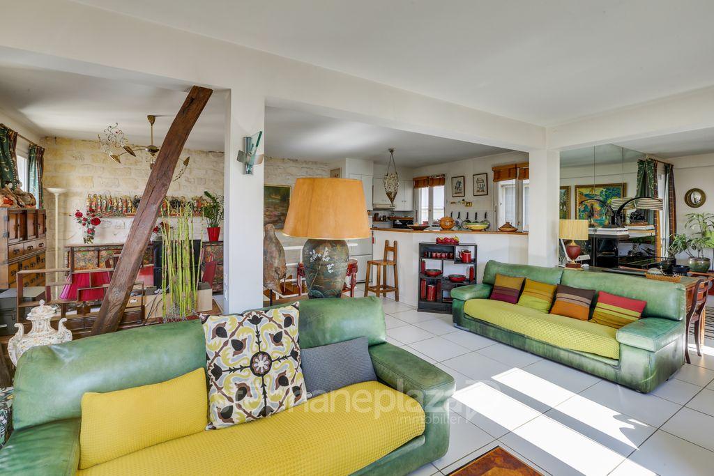 Achat duplex 5pièces 111m² - Paris 4ème arrondissement