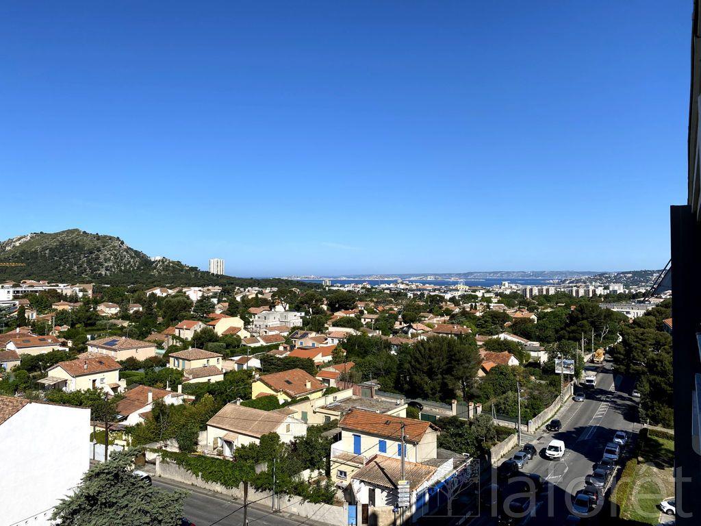 Achat appartement 3pièces 62m² - Marseille 9ème arrondissement