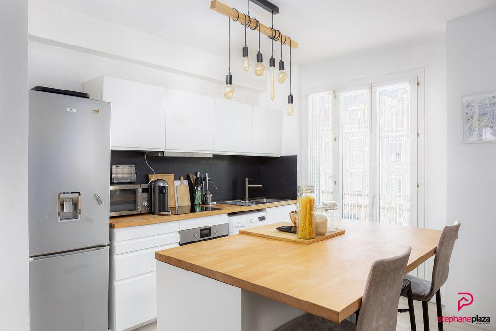 Achat appartement 2pièces 52m² - Lyon 7ème arrondissement