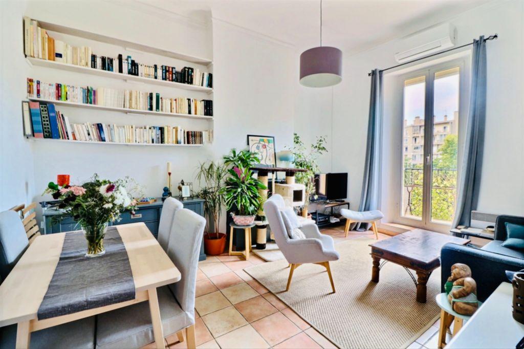 Achat appartement 3pièces 67m² - Marseille 8ème arrondissement