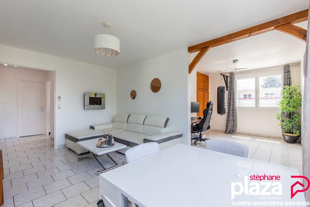 Achat appartement 4pièces 71m² - Saint-Michel-sur-Orge