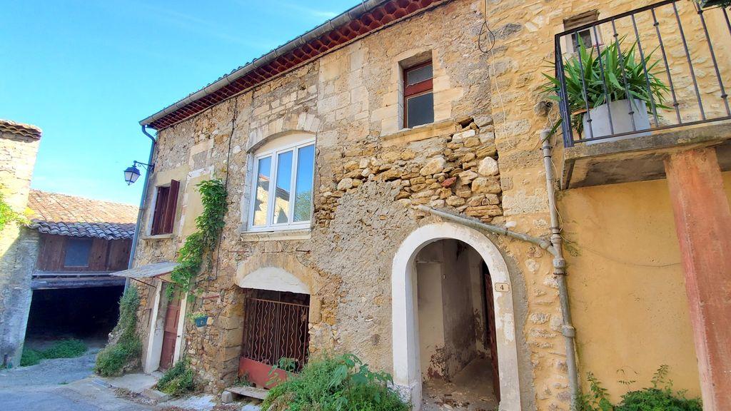 Achat maison 4 chambre(s) - Saint-André-de-Roquepertuis