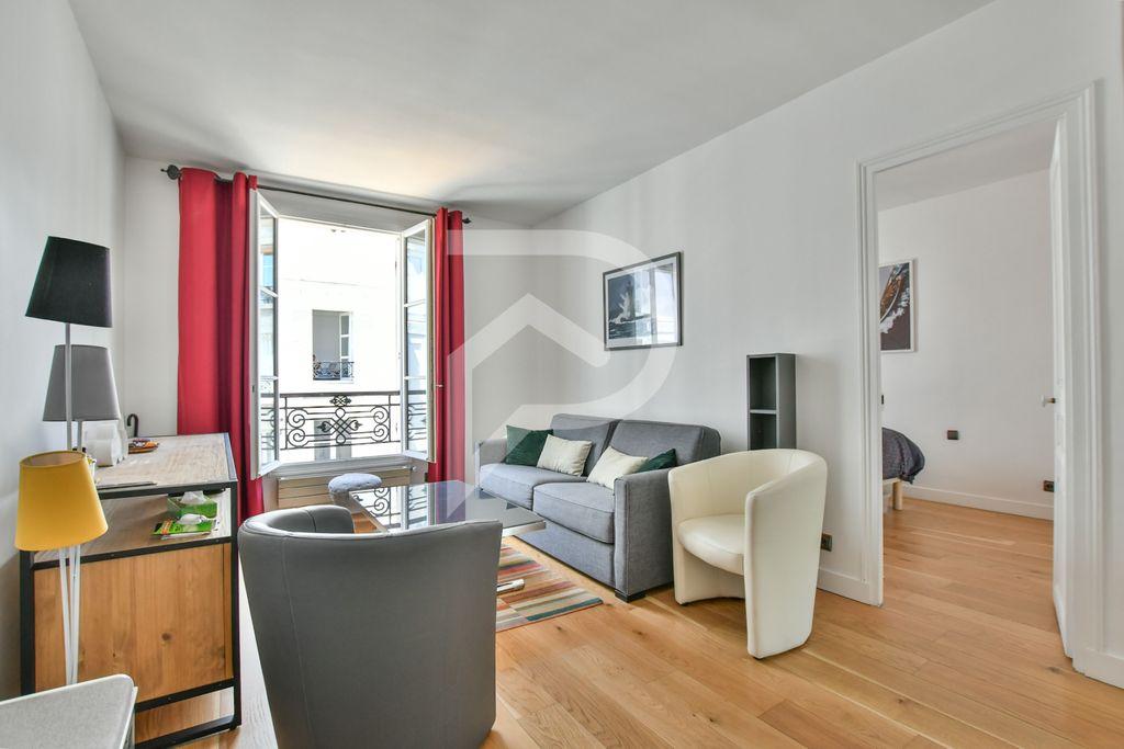 Achat appartement 2pièces 44m² - Paris 7ème arrondissement