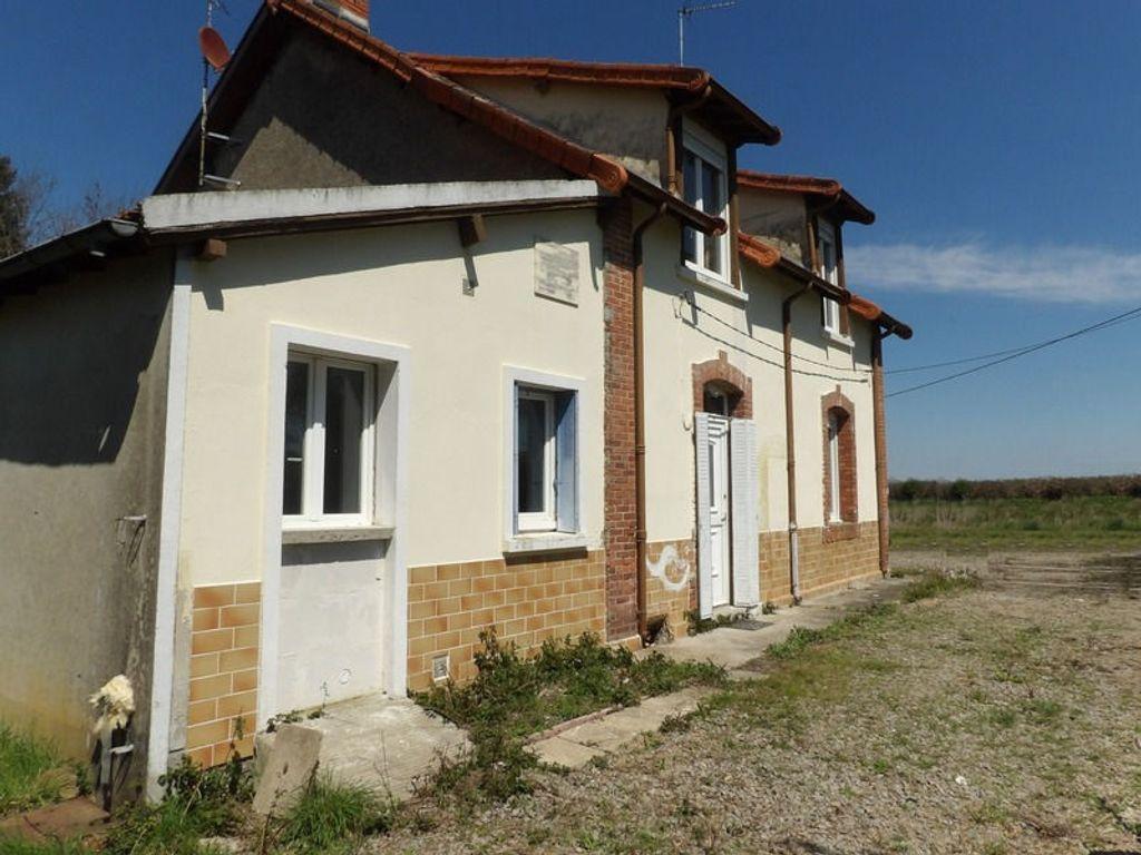 Achat maison 2chambres 55m² - Néris-les-Bains