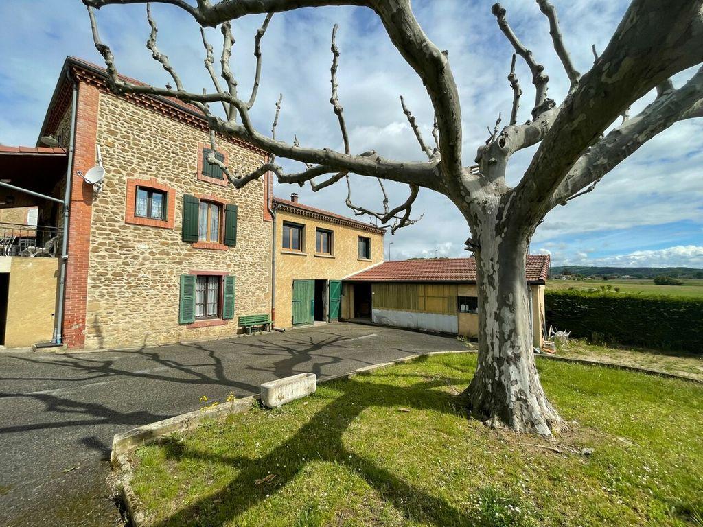 Achat maison 4chambres 104m² - Charmes-sur-l'Herbasse