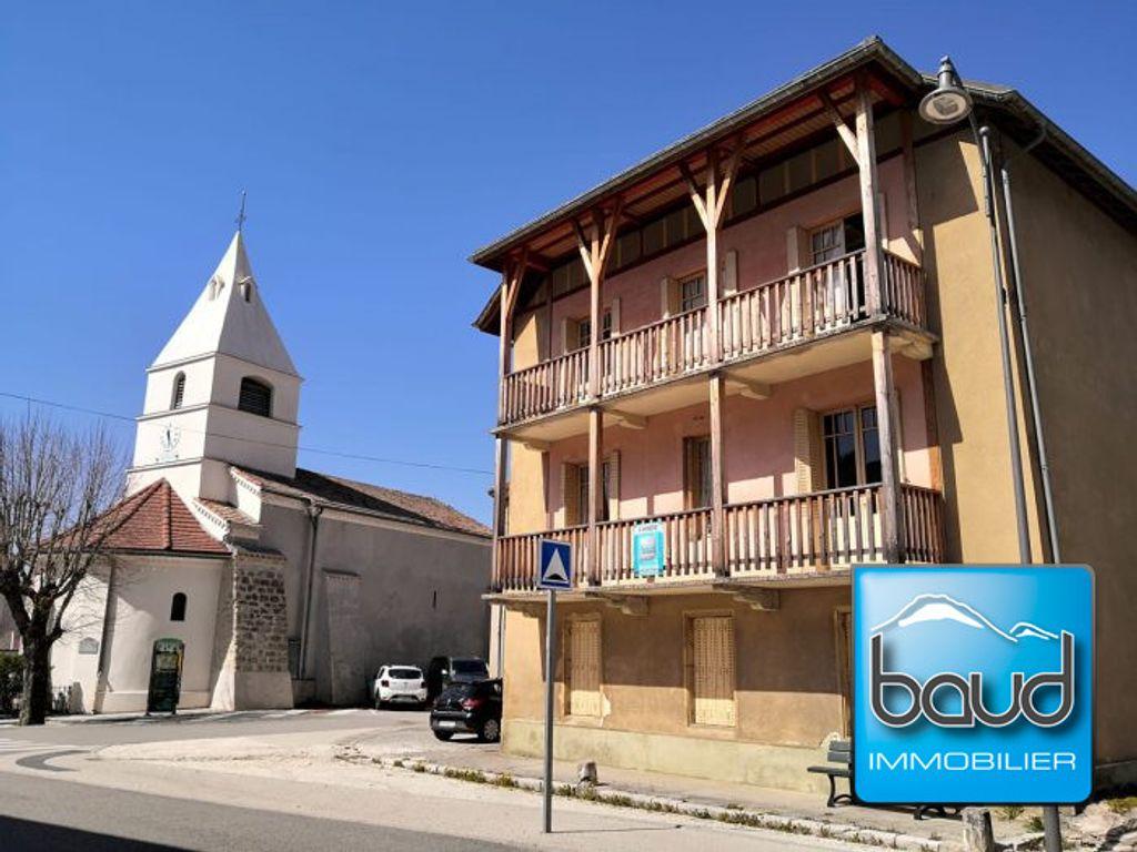 Achat maison 3chambres 167m² - Saint-Julien-en-Vercors