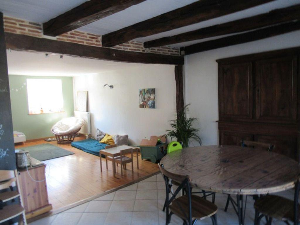Achat maison 3chambres 120m² - Hautecourt-Romanèche