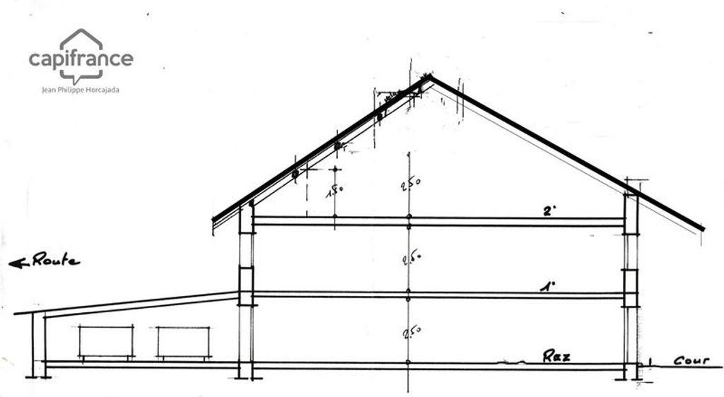 Achat maison 2chambres 100m² - Pougny
