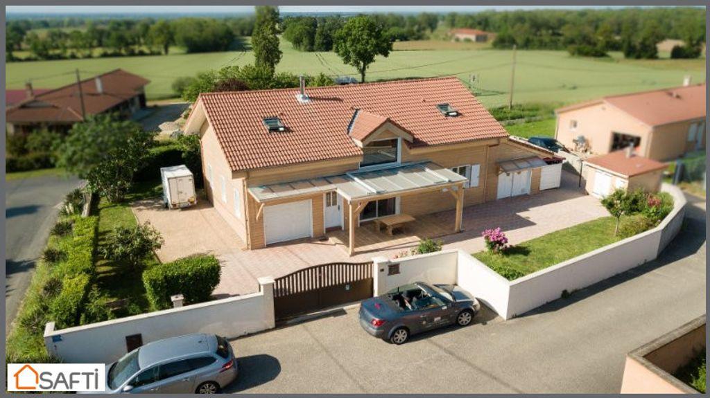 Achat maison 4chambres 133m² - Châtillon-sur-Chalaronne