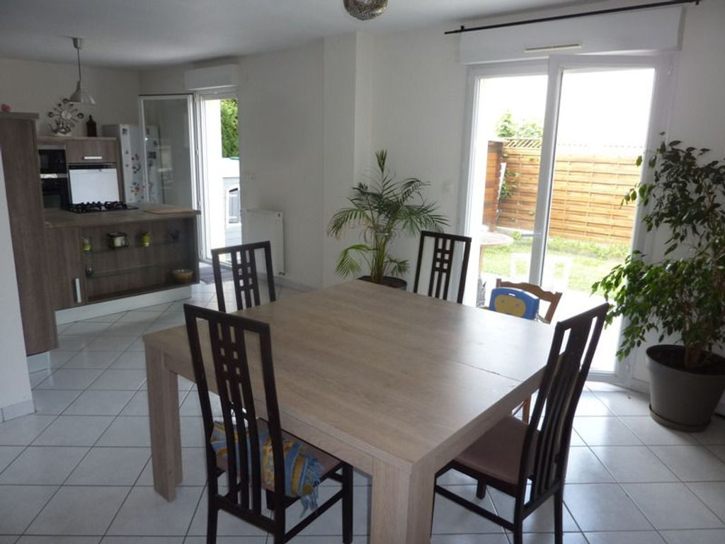 Achat maison 4chambres 125m² - Angers