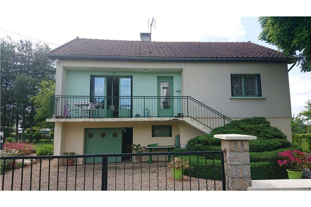 Achat maison 3chambres 80m² - La Nocle-Maulaix