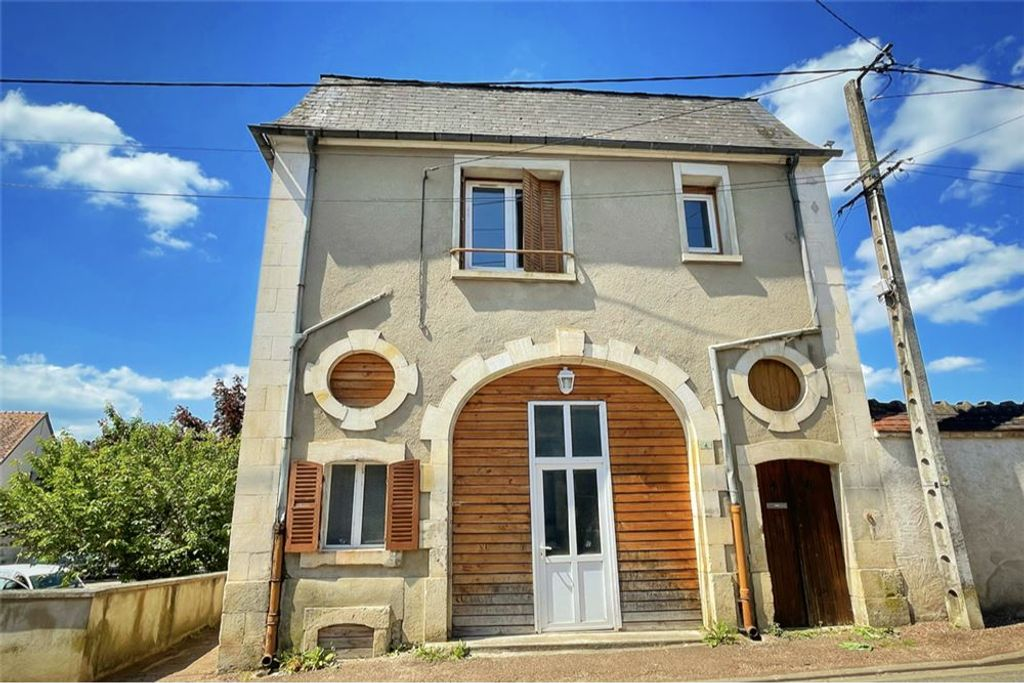 Achat maison 4chambres 170m² - Pouilly-sur-Loire