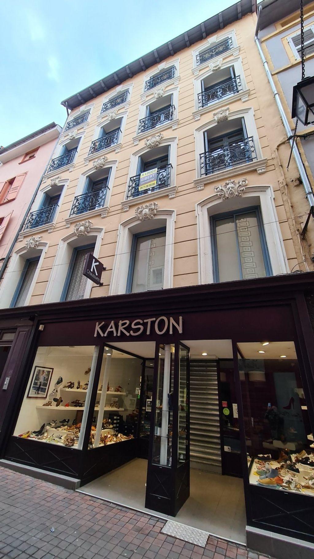 Achat appartement 4pièces 65m² - Le Puy-en-Velay