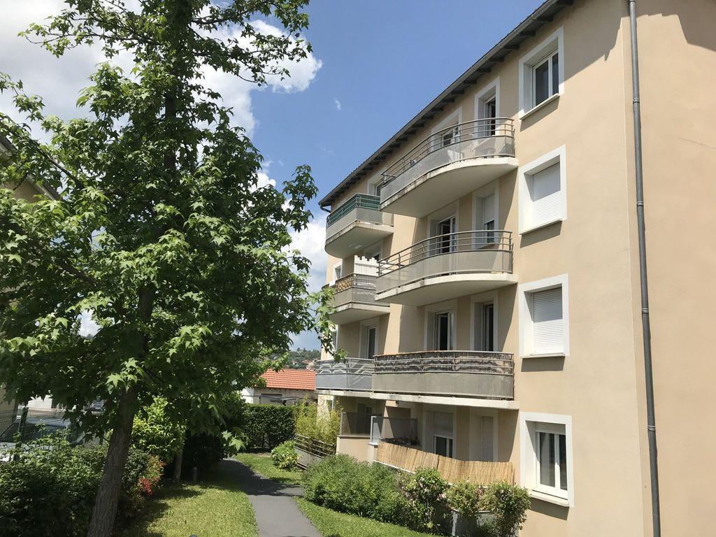 Achat appartement 4pièces 66m² - Le Puy-en-Velay