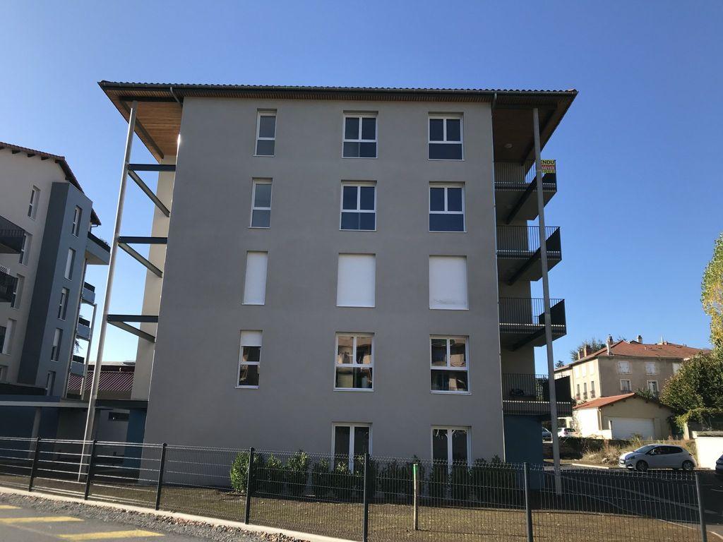 Achat appartement 2pièces 56m² - Vals-près-le-Puy