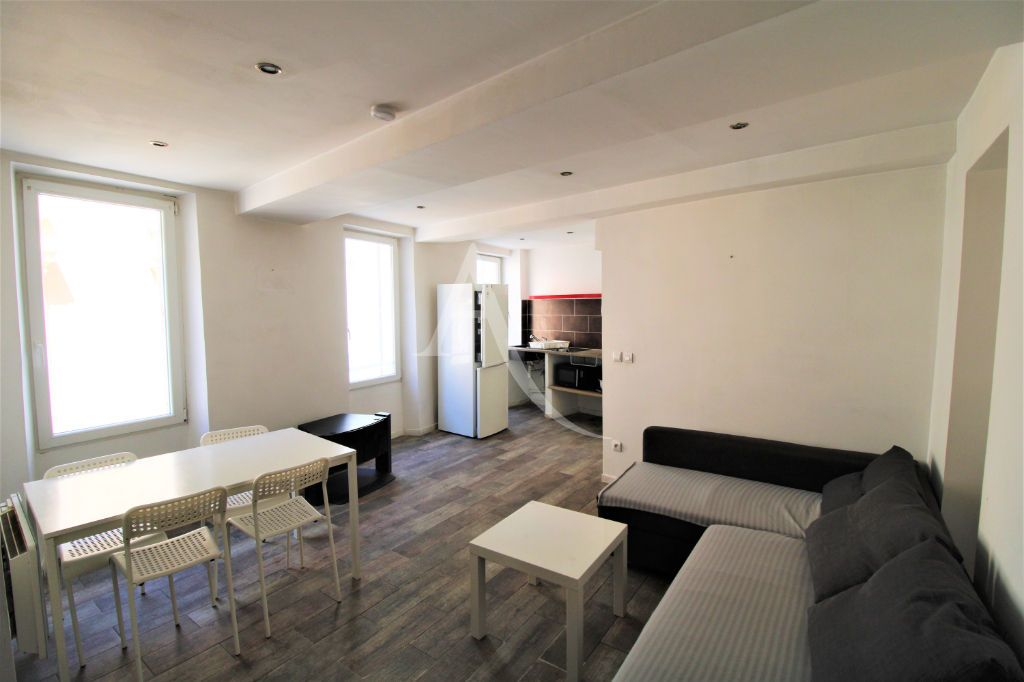 Achat studio 28m² - Toulon