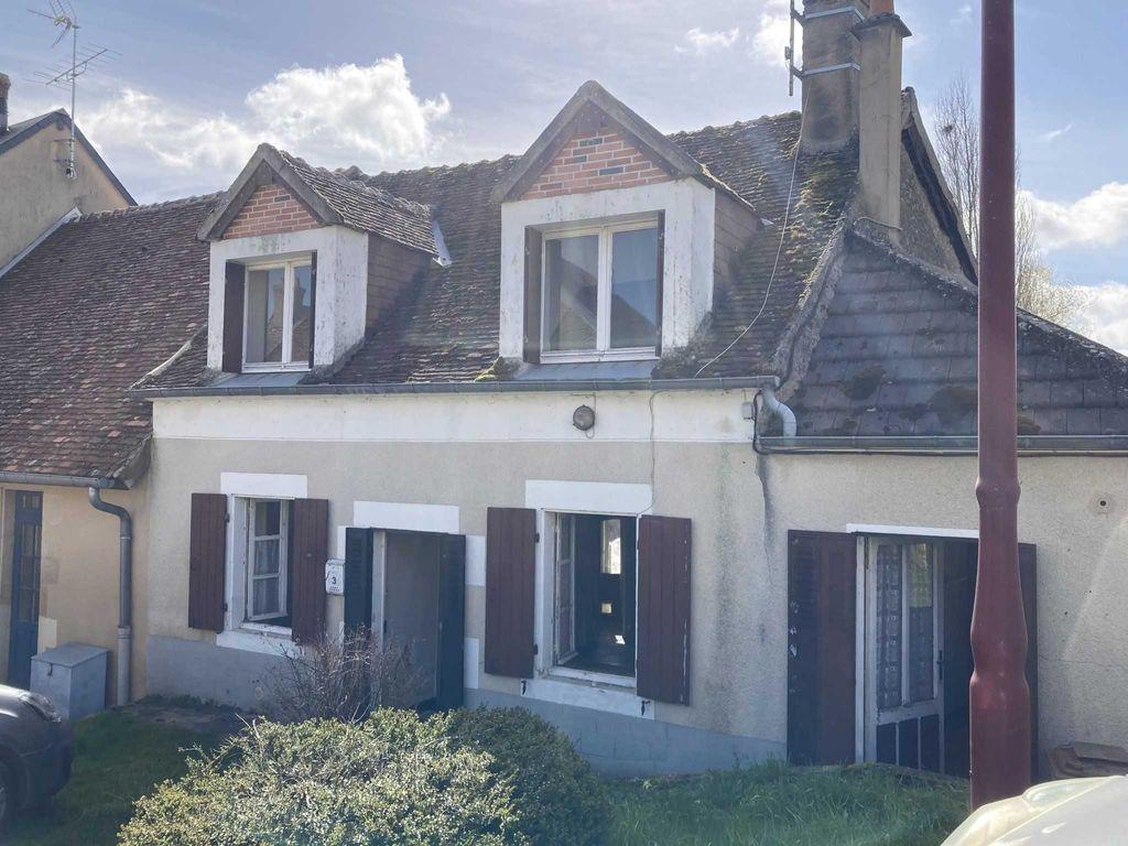 Achat maison 3chambres 66m² - Lurcy-le-Bourg