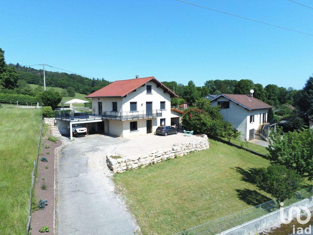 Achat maison 3chambres 110m² - Challes-la-Montagne