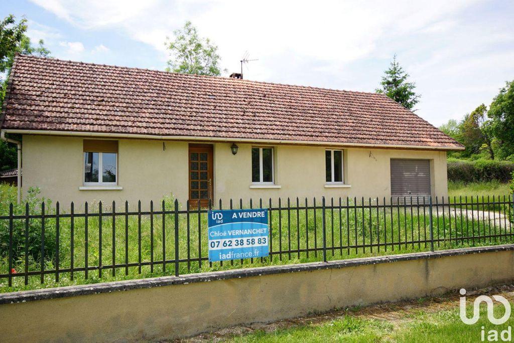 Achat maison 3chambres 95m² - Estissac
