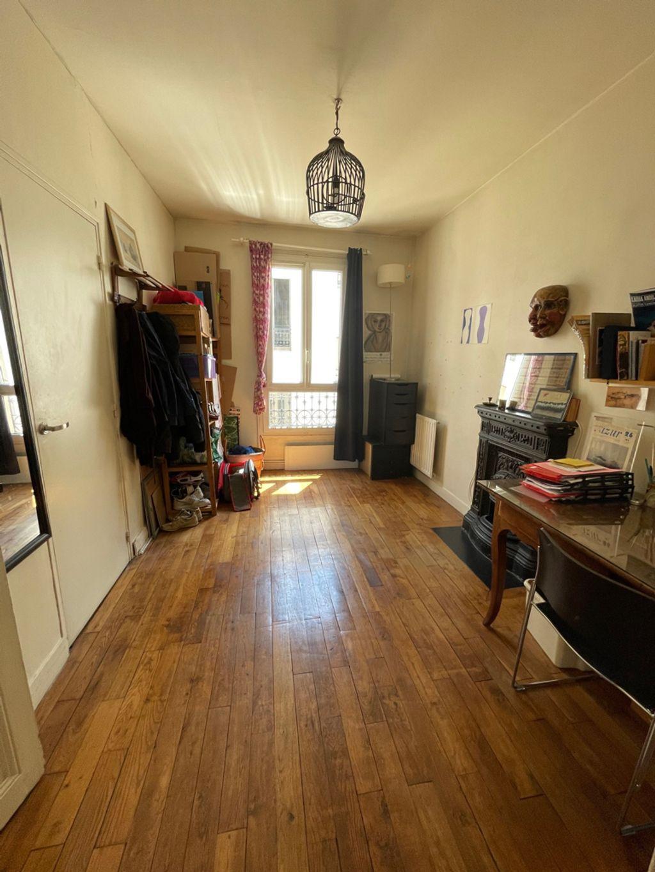 Achat appartement 2pièces 27m² - Paris 15ème arrondissement