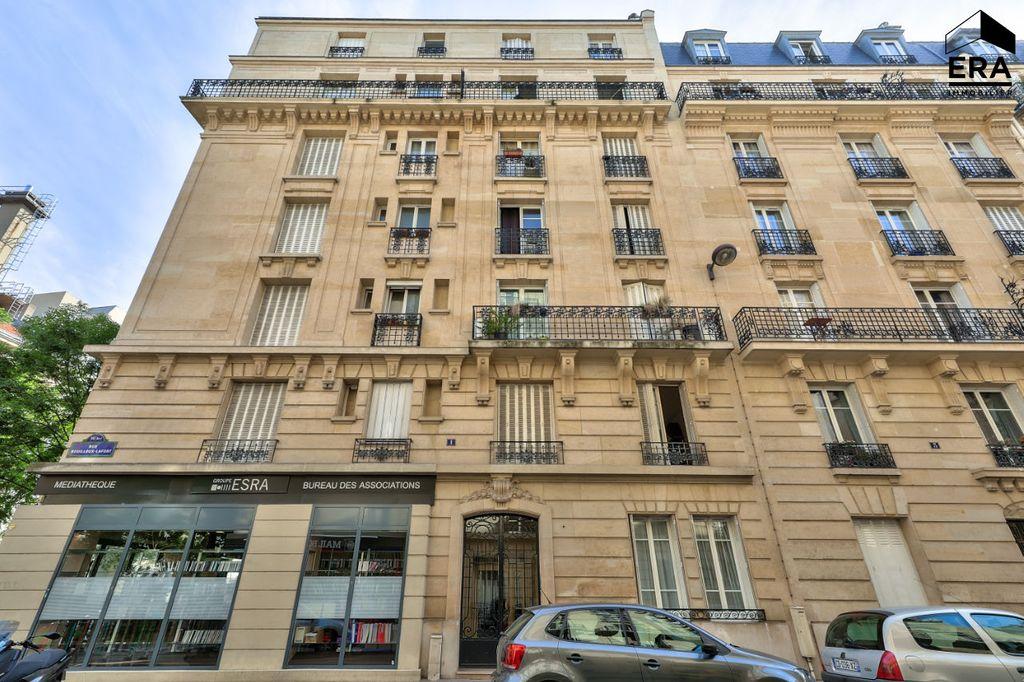 Achat studio 18m² - Paris 15ème arrondissement
