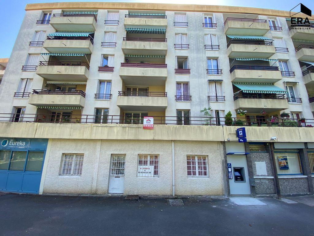 Achat appartement 3pièces 80m² - Nevers