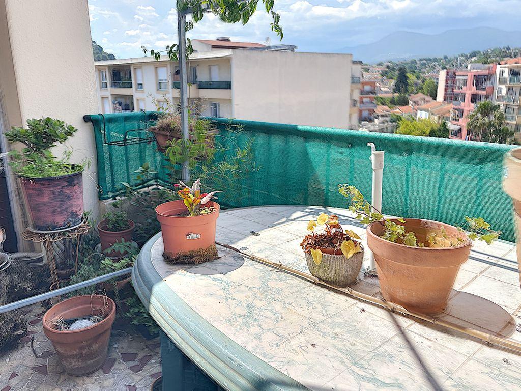 Achat appartement 3pièces 57m² - Cagnes-sur-Mer