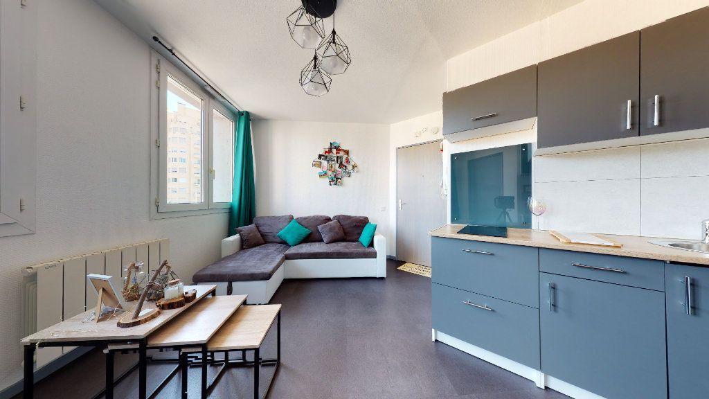 Achat appartement 2pièces 31m² - Lyon 7ème arrondissement