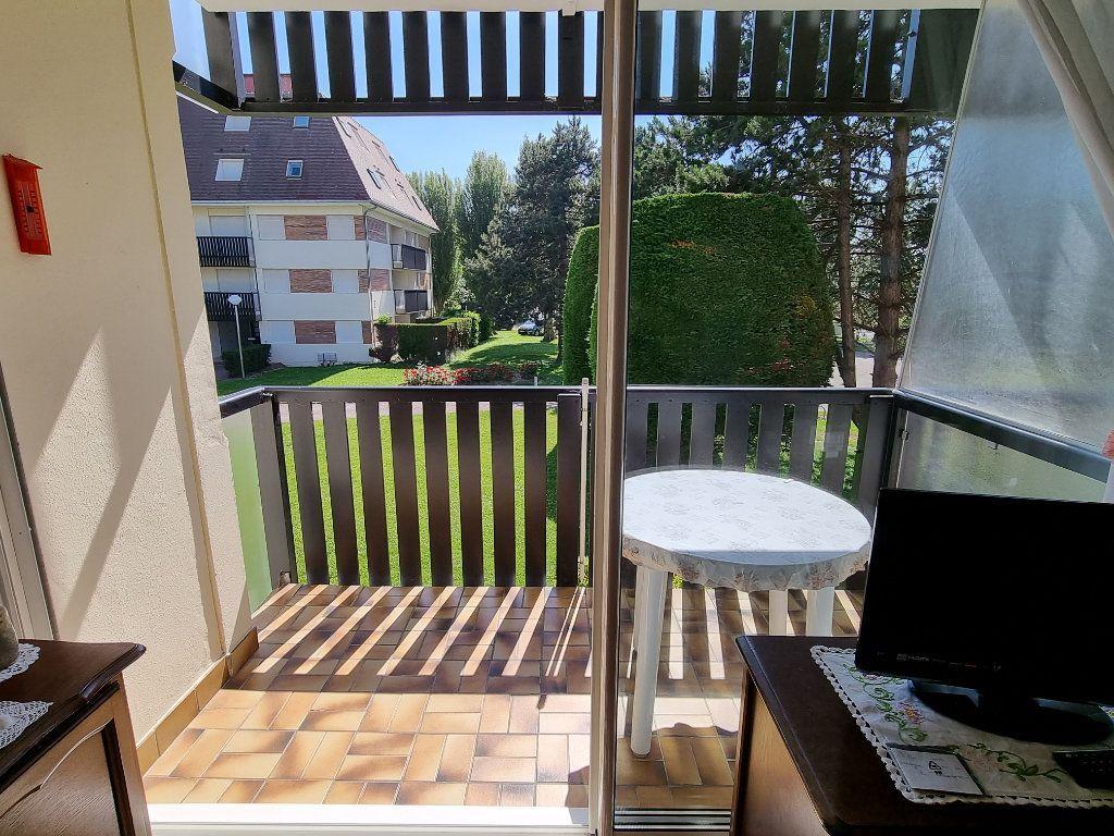 Achat studio 18m² - Villers-sur-Mer