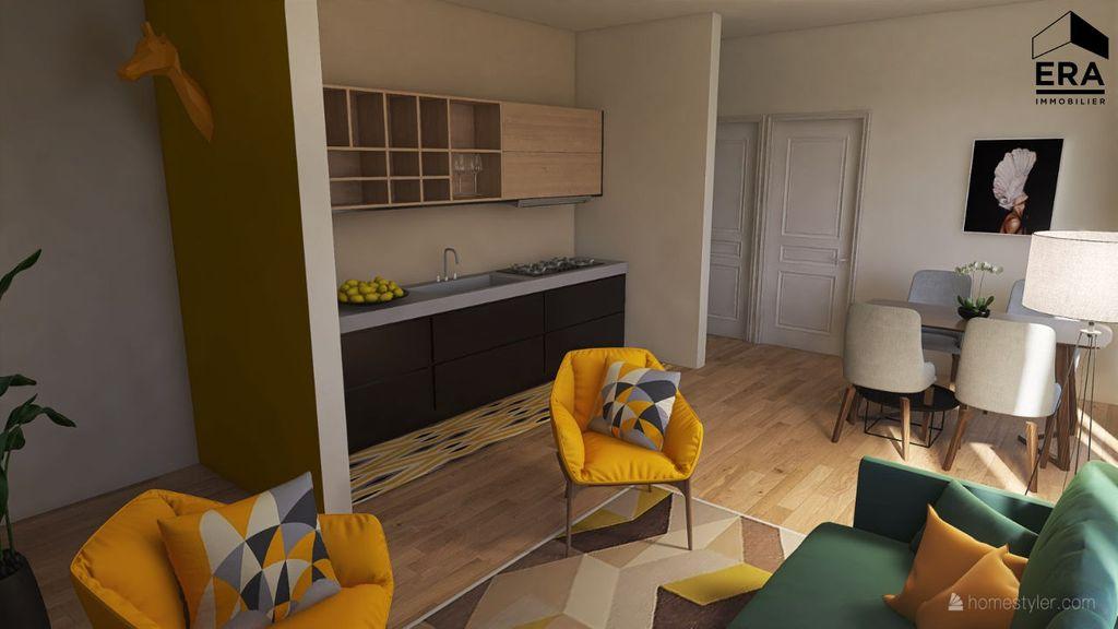 Achat appartement 3pièces 58m² - Tarbes