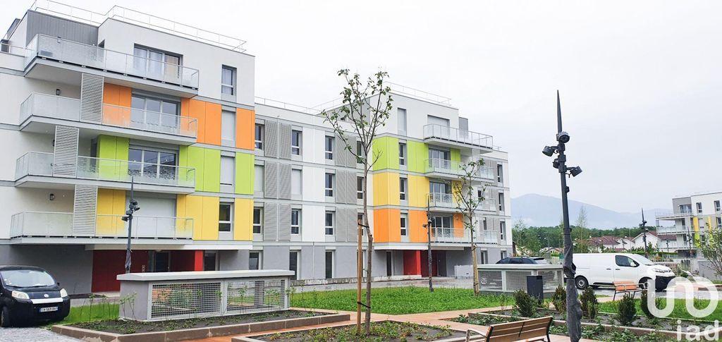 Achat appartement 3pièces 69m² - Saint-Genis-Pouilly